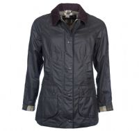 Barbour Beadnell Wax Jacket - LWX0667SG91- Sage